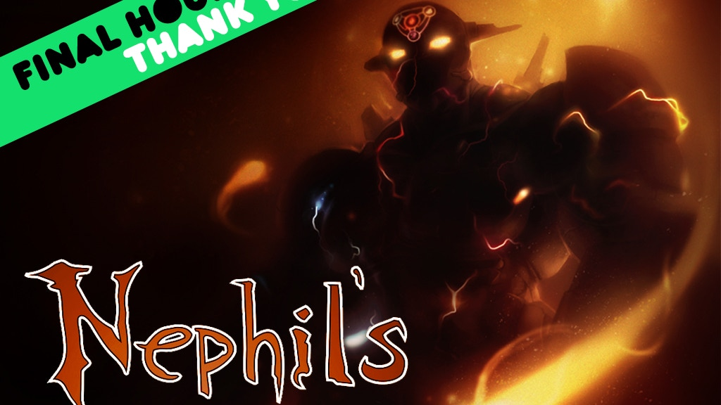 Nephil's Fall project video thumbnail