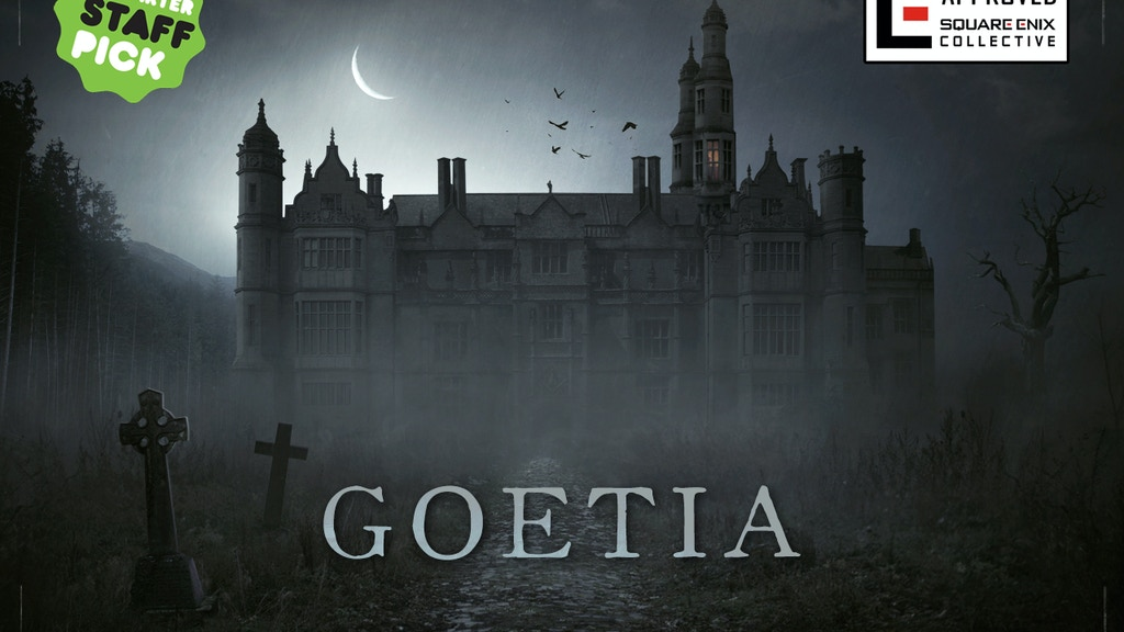 Goetia project video thumbnail