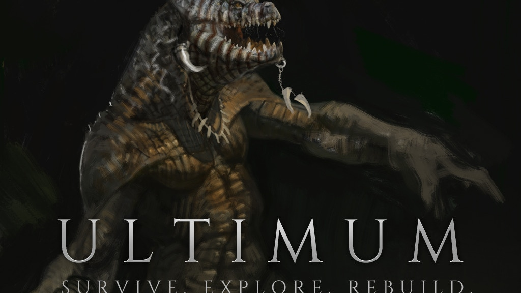 Ultimum project video thumbnail