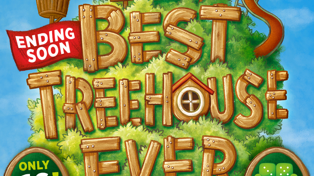 Best Treehouse Ever by Scott Almes and Green Couch Games! project video thumbnail