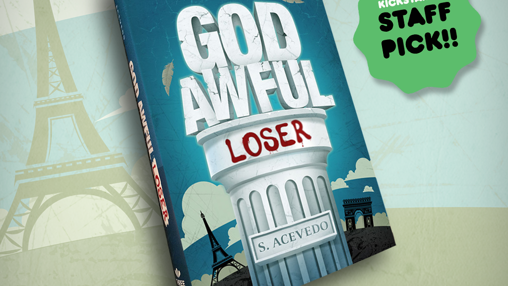 God Awful Loser - A Young Adult Novel by Silvia Acevedo project video thumbnail
