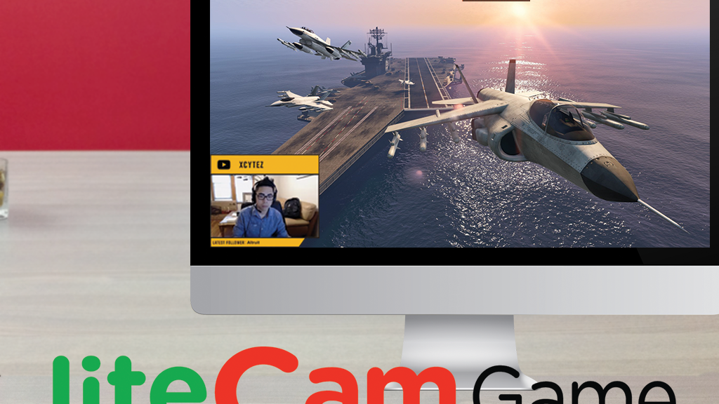 liteCam Game - The Ultimate Video Game Recorder and Streamer project video thumbnail