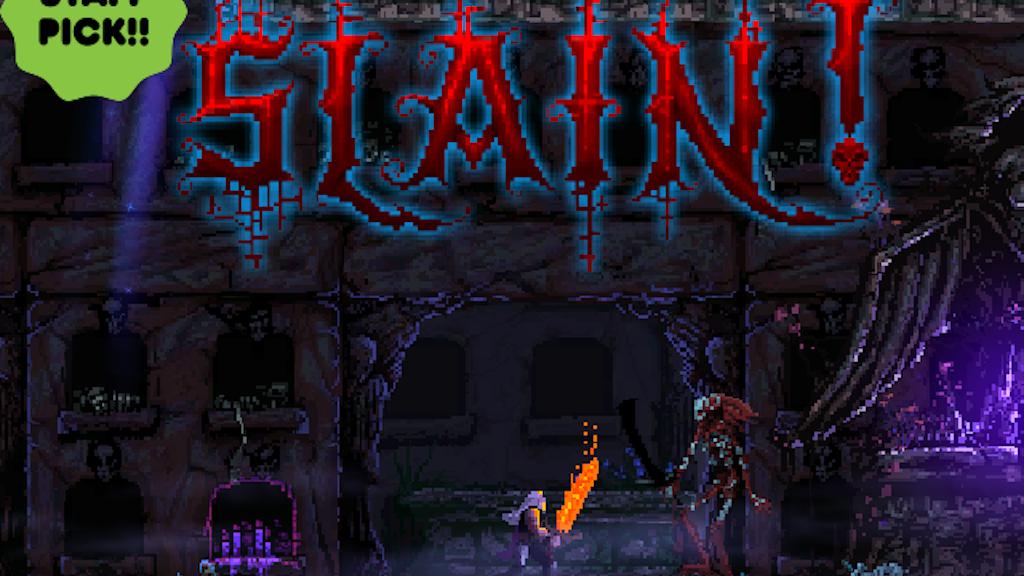 Slain! project video thumbnail