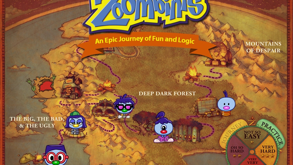 Zoombinis project video thumbnail