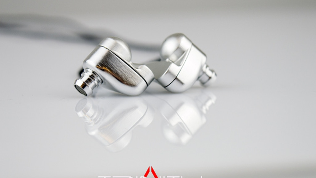 TRINITY Audio Engineering - High end in-ear headphones project video thumbnail