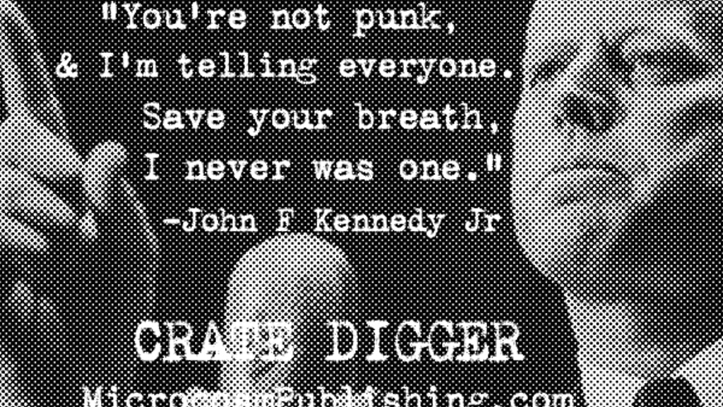 Crate Digger: An Obsession with Punk Records project video thumbnail
