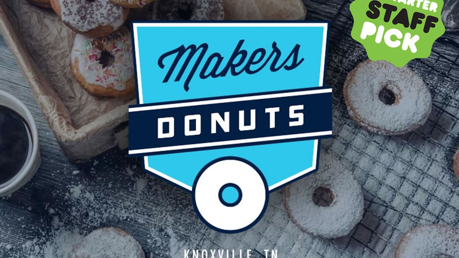 f92f1182cfe Makers Donuts - Knoxville
