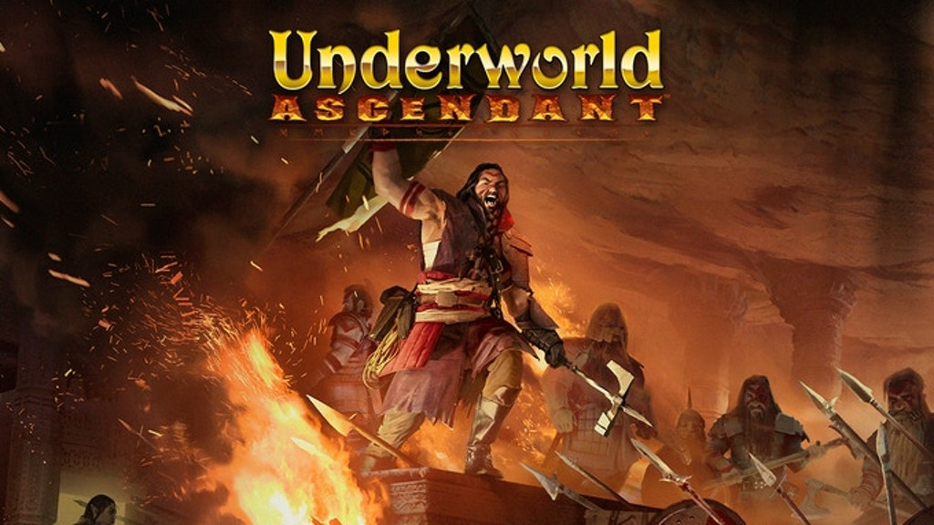 Underworld Ascendant project video thumbnail
