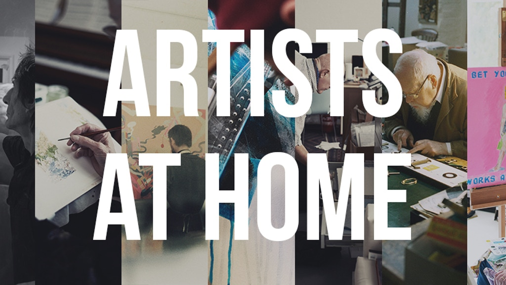 ARTISTS AT HOME - EXHIBITION AND BOOK BY SONNY MCCARTNEY project video thumbnail