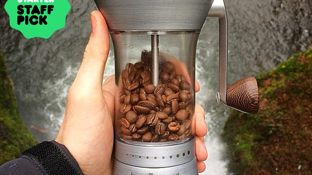 Precision Coffee Grinder: Better Grind, More Flavor project video thumbnail