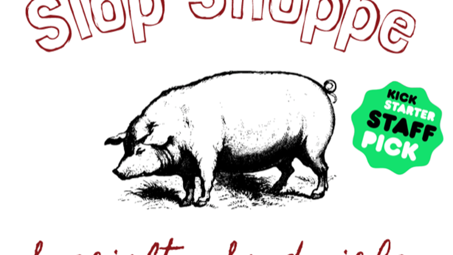 Slop Shoppe is a specialty sandwich shop that uses local, farm fresh ingredients, with unique flavor combinations.