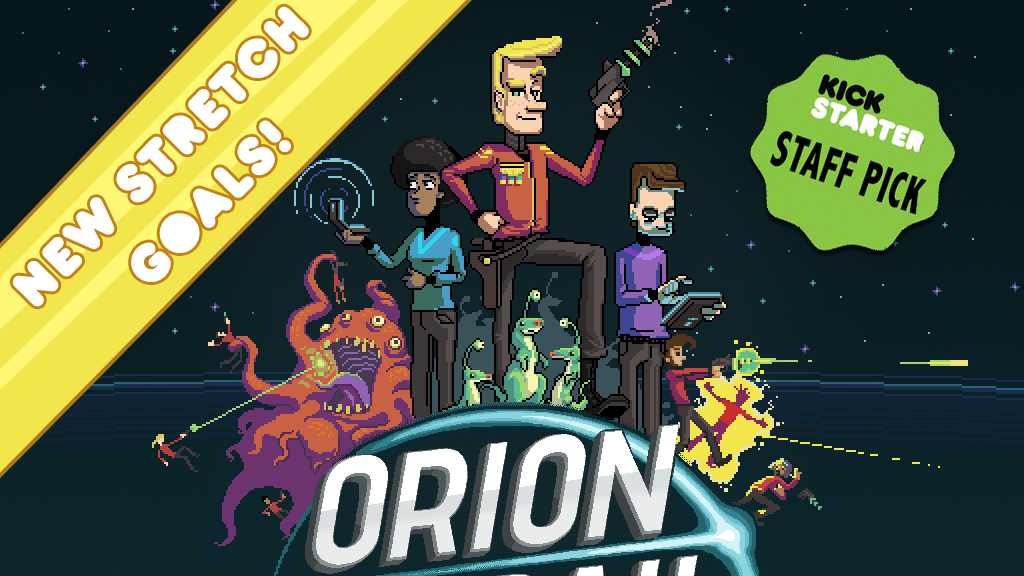Orion Trail project video thumbnail