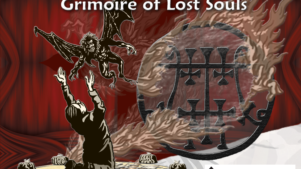 Pact Magic Unbound: Grimoire of Lost Souls for Pathfinder project video thumbnail
