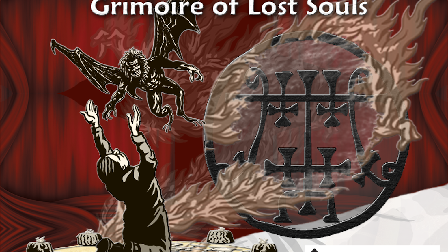 Pact Magic Unbound: Grimoire of Lost Souls for Pathfinder by