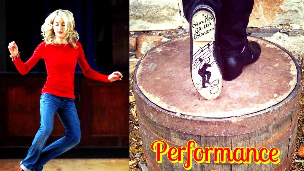 Edwina Guckian's Sean Nós Dancing Performance & Tutorial DVD project video thumbnail