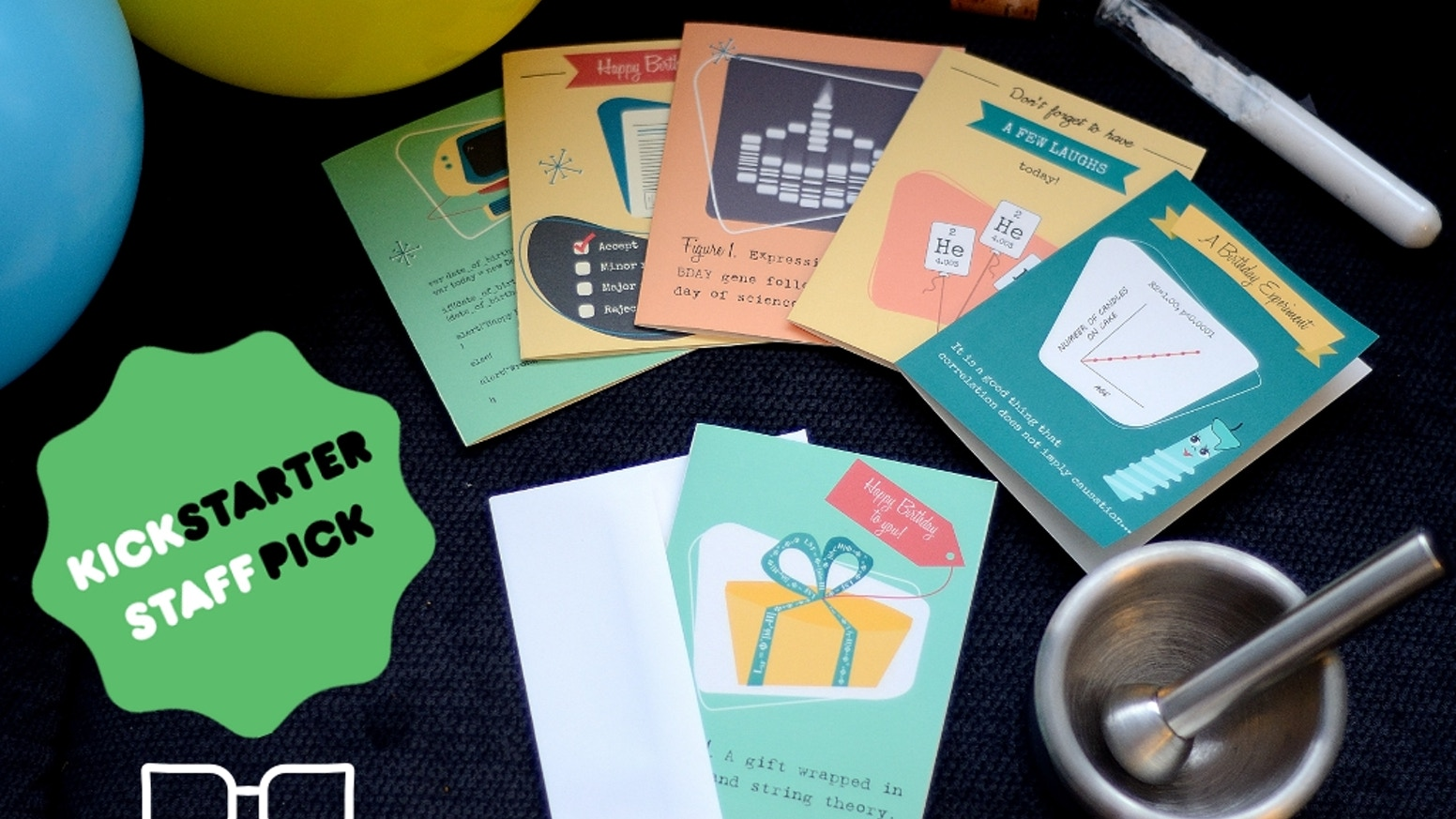 Nerdy words birthday cards for science geeks by christine snyder these science themed birthday cards which feature a retro twist are perfect for any birthday nerd bookmarktalkfo Gallery
