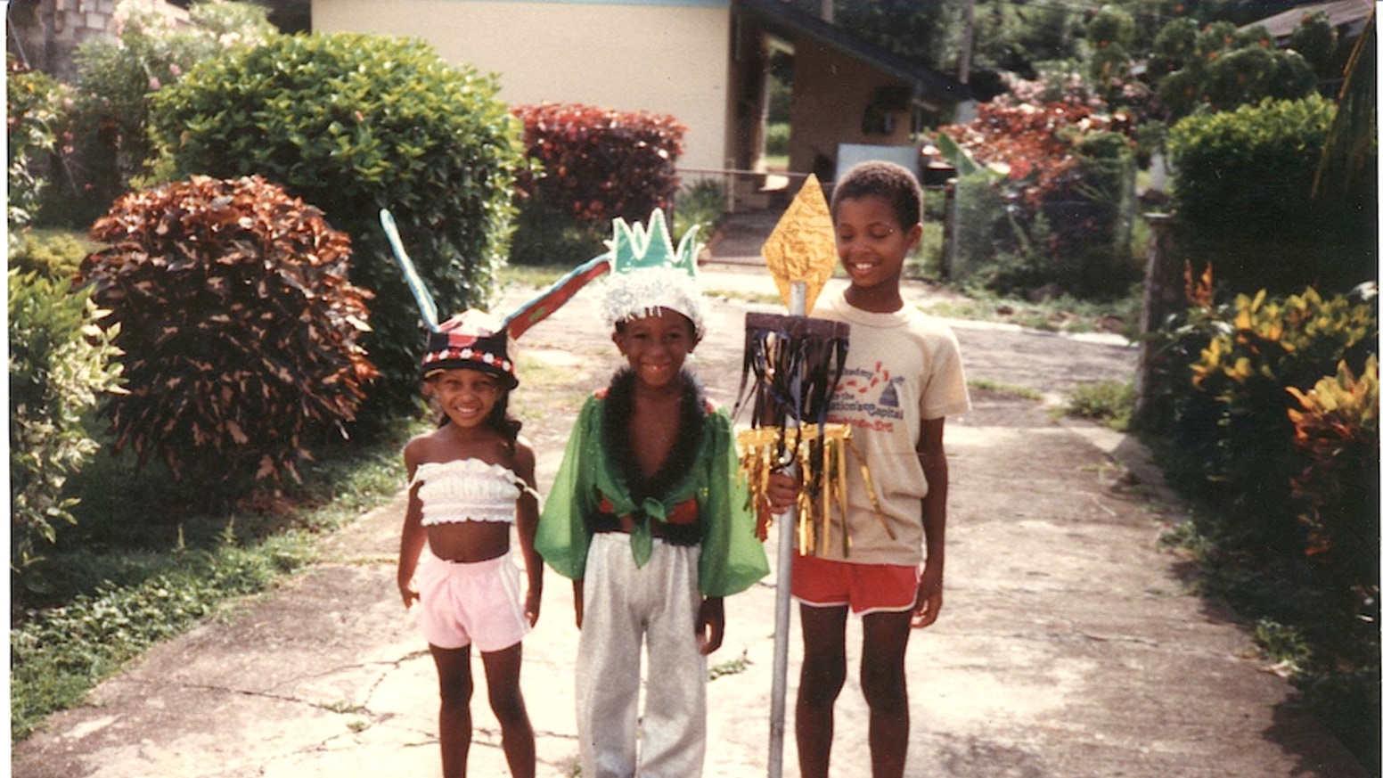 In 1983 my mother moved my sister and me from our home in California to join the Grenada Revolution. Our lives were changed forever!