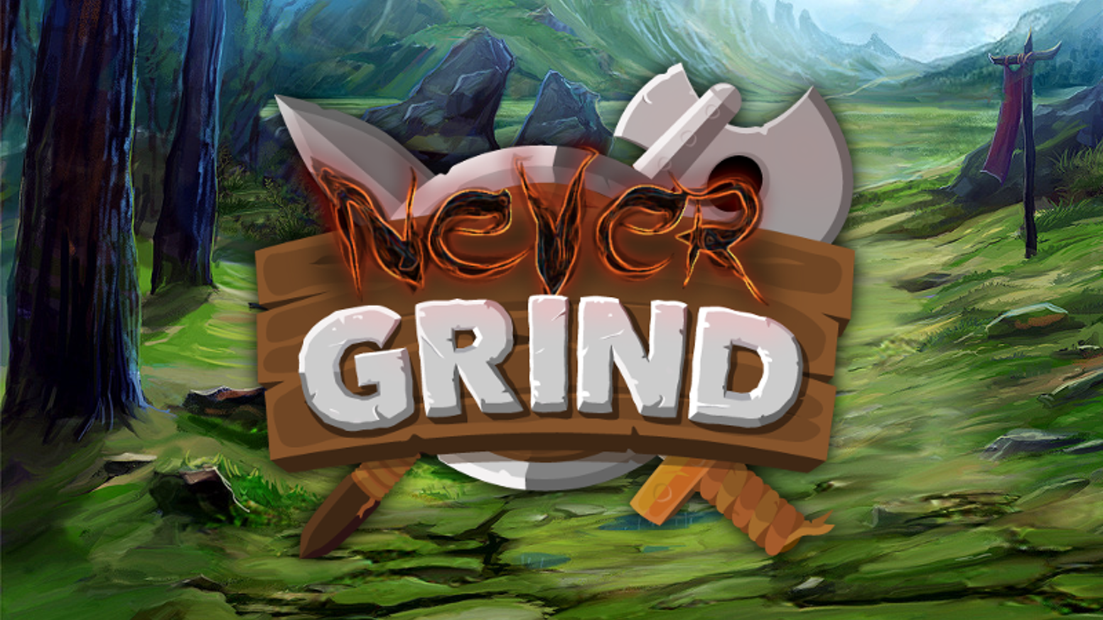 Nevergrind is an indie browser RPG where you battle Nalatos and his minions in a struggle to restore peace and prosperity to Vandamor.