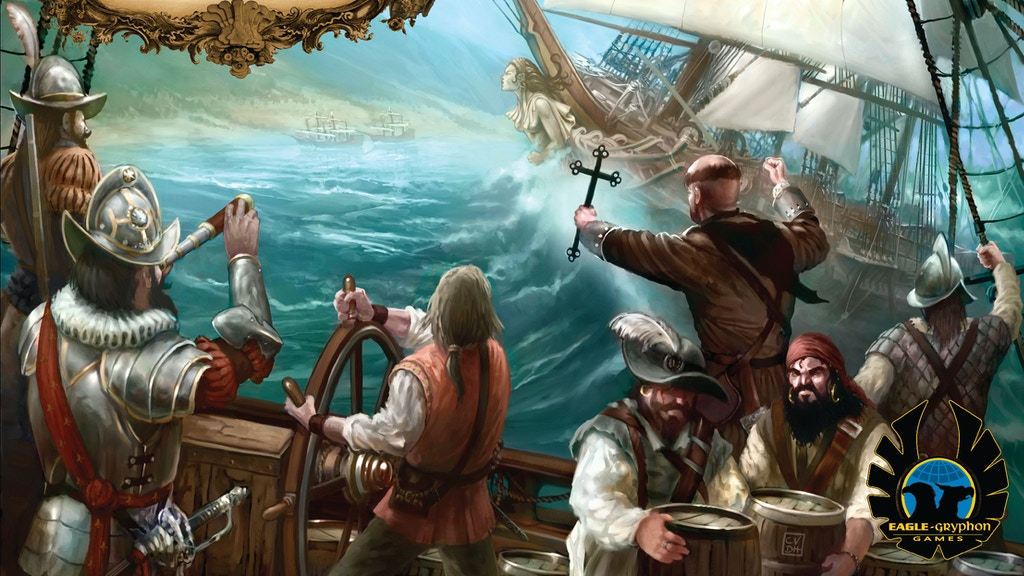 Age of Empires III is reborn as Empires: Age of Discovery project video thumbnail