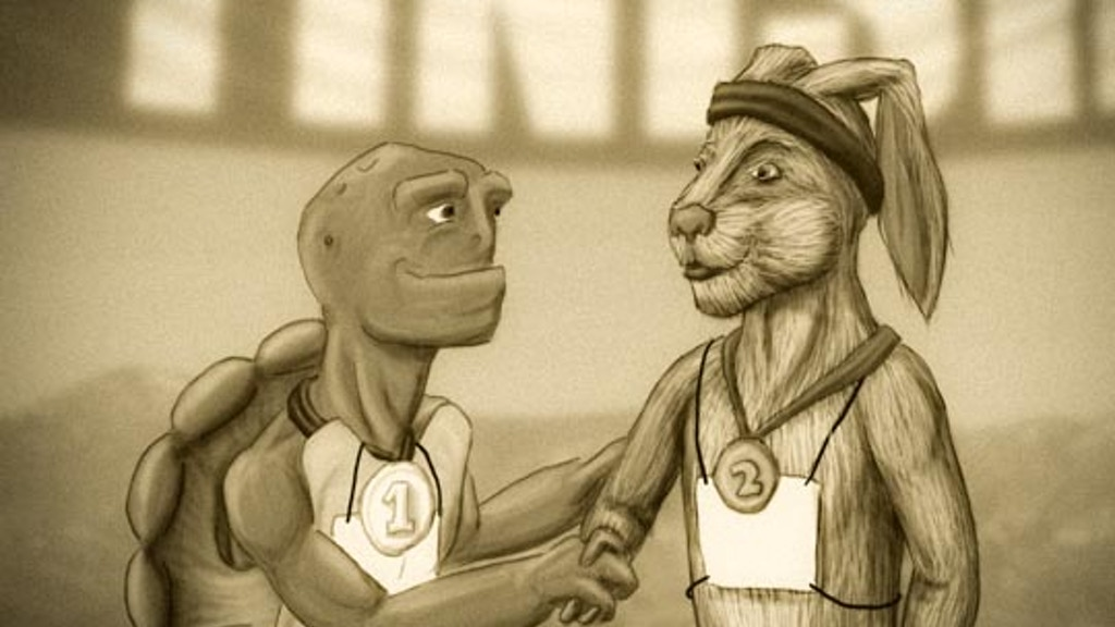 """Slow & Steady"" Animated Short Film project video thumbnail"