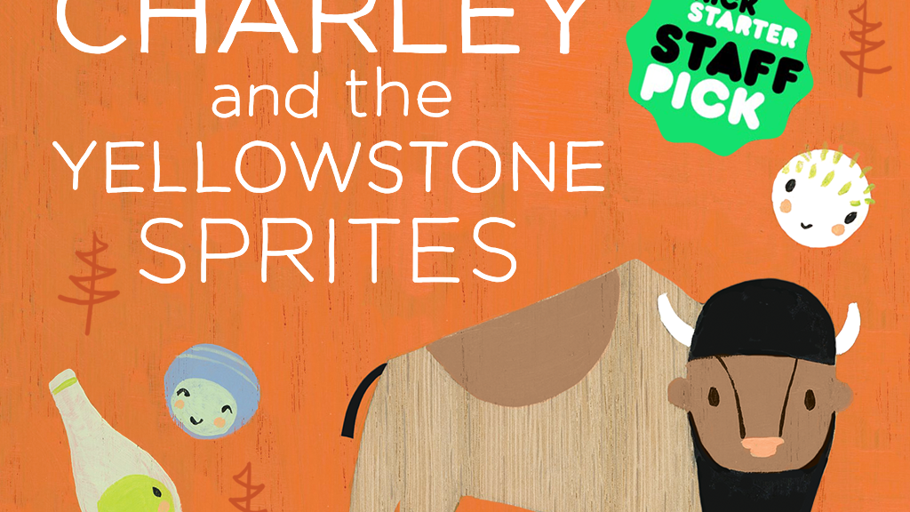 Charley and the Yellowstone Sprites — A Children's Book project video thumbnail