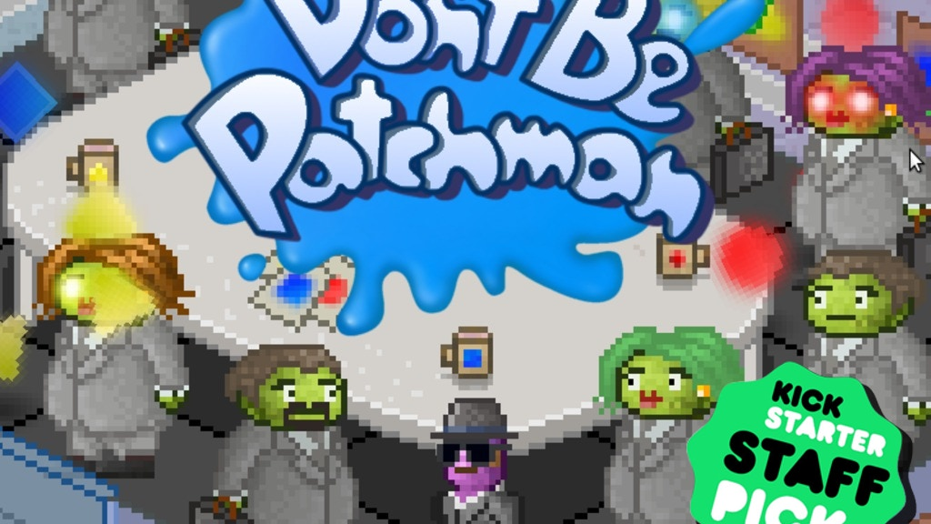 Don't Be Patchman project video thumbnail