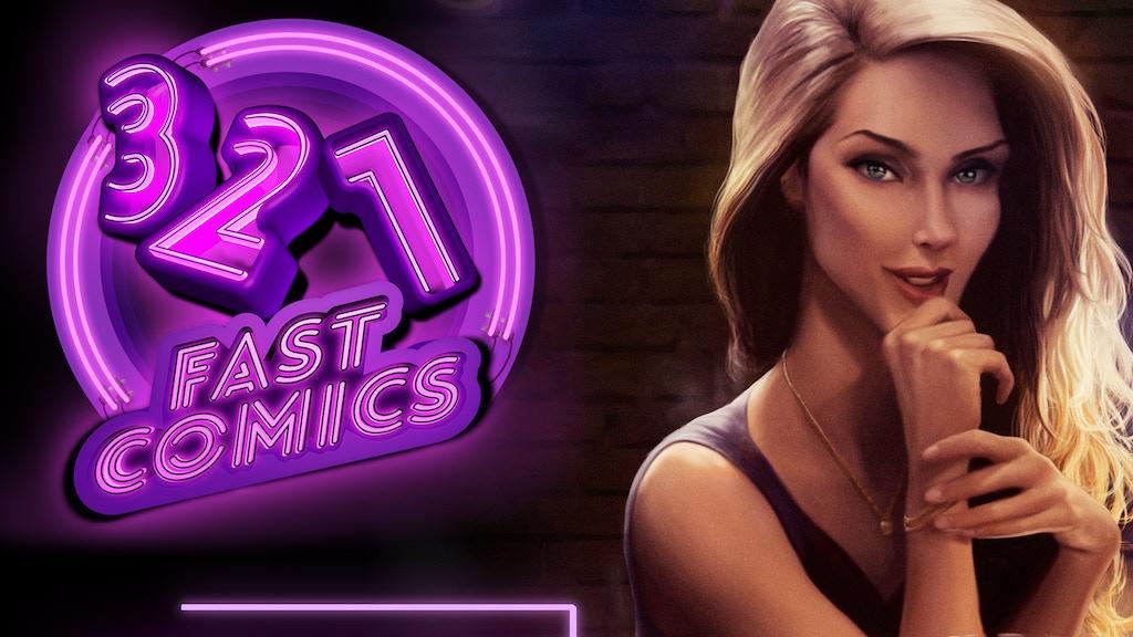 321: Fast Comics Vol. 1 project video thumbnail