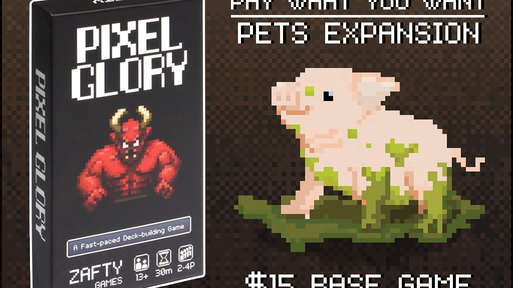 Pixel Glory - Pets Expansion - Pay What You Want project video thumbnail