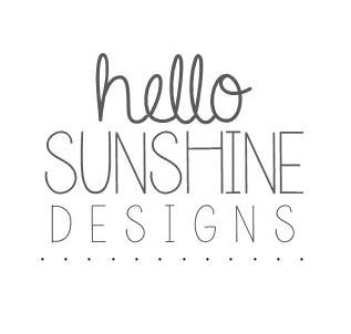 Hello SunSHINE Designs: Unique Invitations by Hello