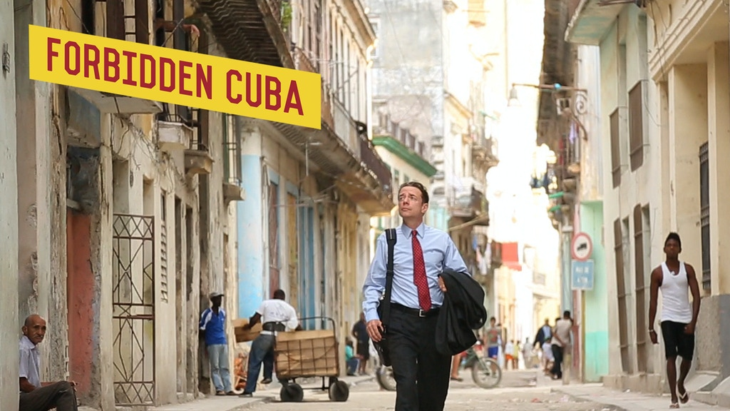 FORBIDDEN CUBA is oh so close! Help us complete our film! project video thumbnail