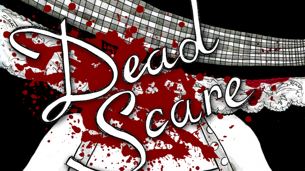 DEAD SCARE - An RPG of blood-splattered white picket fences project video thumbnail