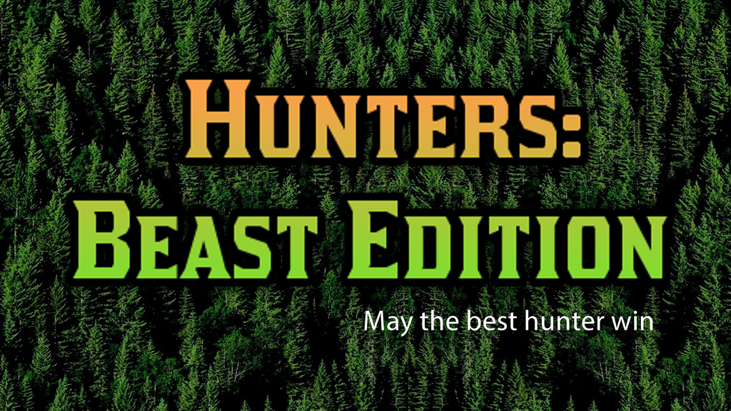 Project image for Hunters: Beast Edition - The Board Game