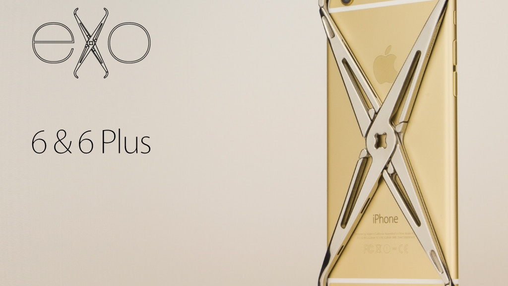 Premium iPhone Case : Lucidream eXo-Skeleton - iPhone 6 & 6+ project video thumbnail