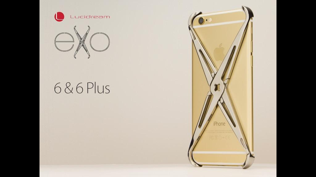 Lucidream Exo Iphone S