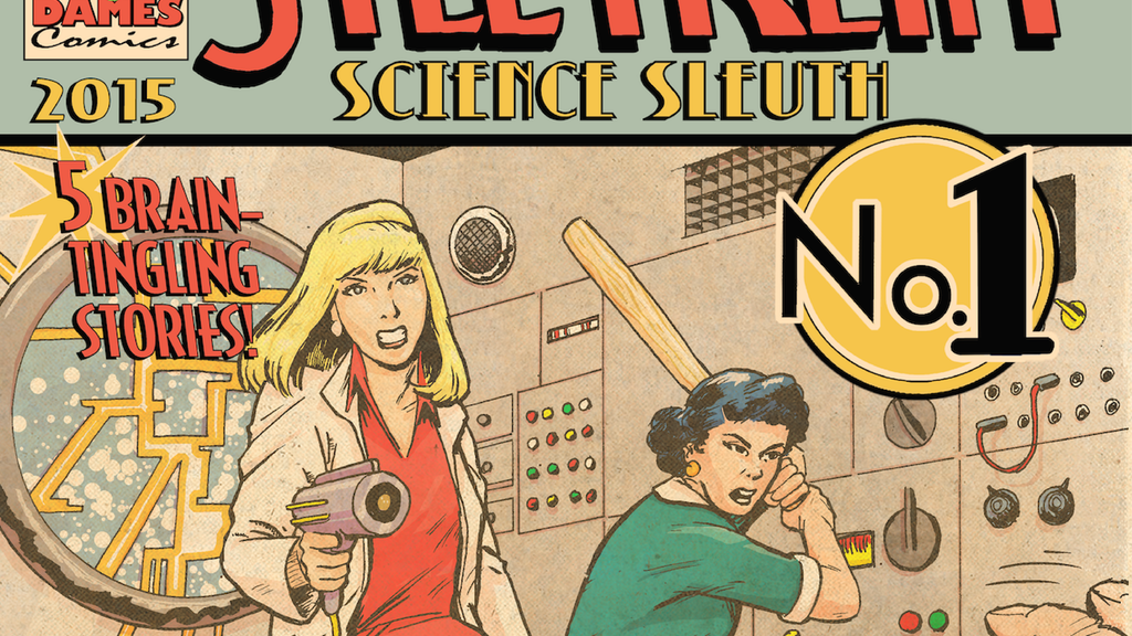Jill Trent, Science Sleuth #1 project video thumbnail