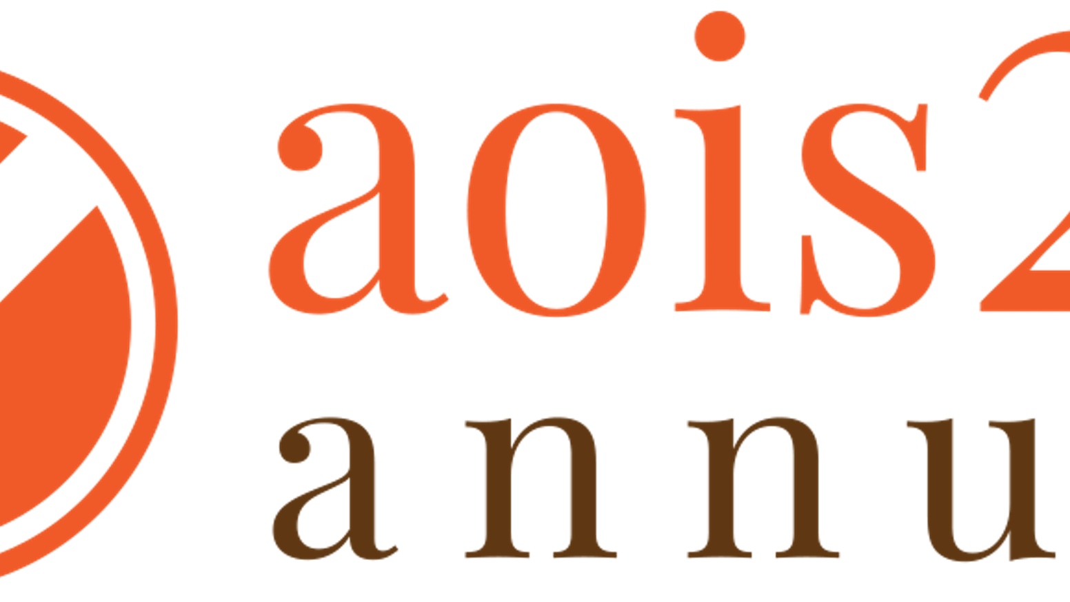 After our successful inaugural issue last fall, we are planning the second edition of the aois21 annual and want to expand our reach.