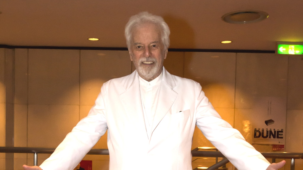 Jodorowsky's new film ENDLESS POETRY(Poesía Sin Fin) project video thumbnail
