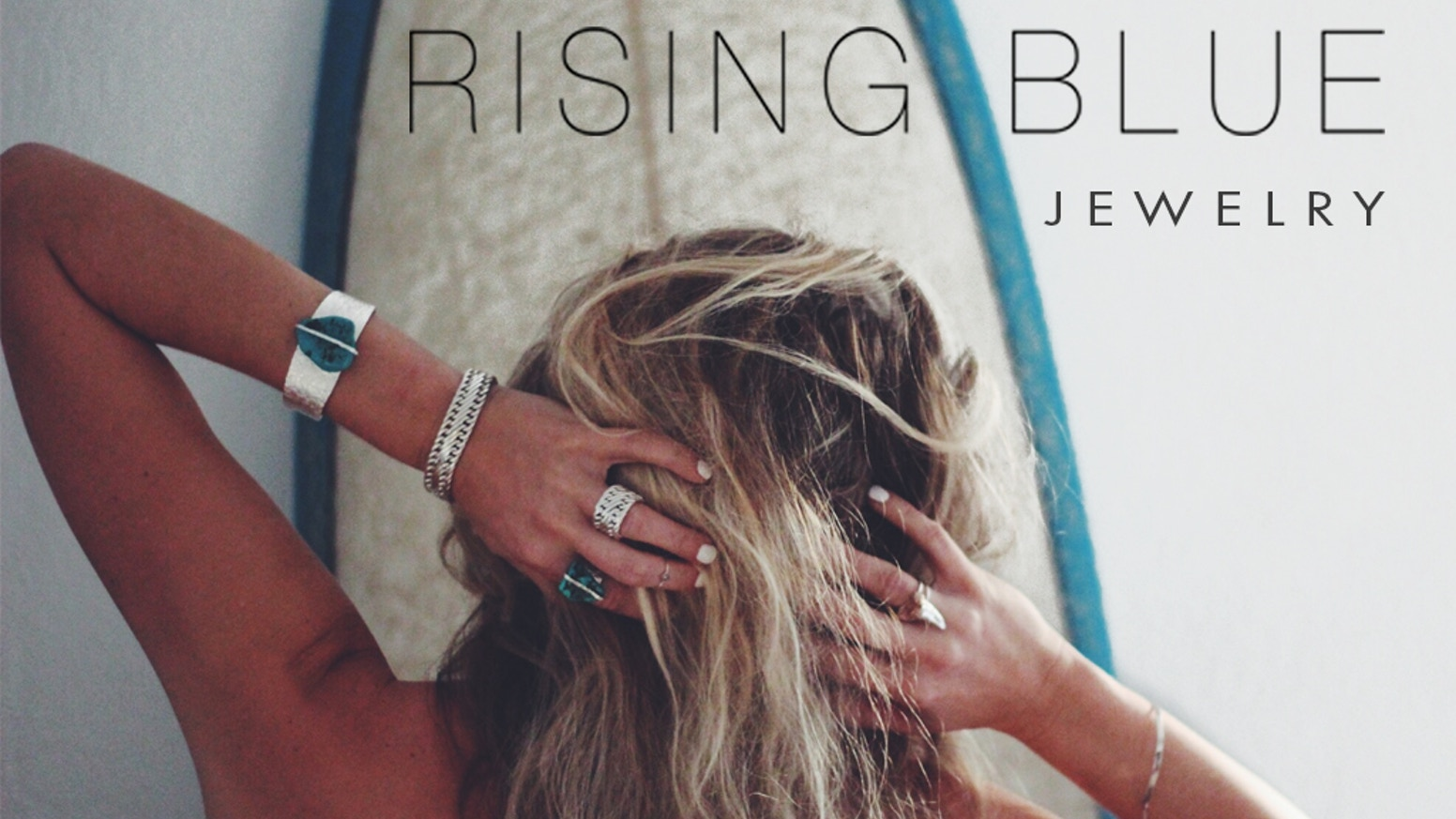 Rising Blue is handcrafted luxury jewelry collection, inspired by a trip around the world.