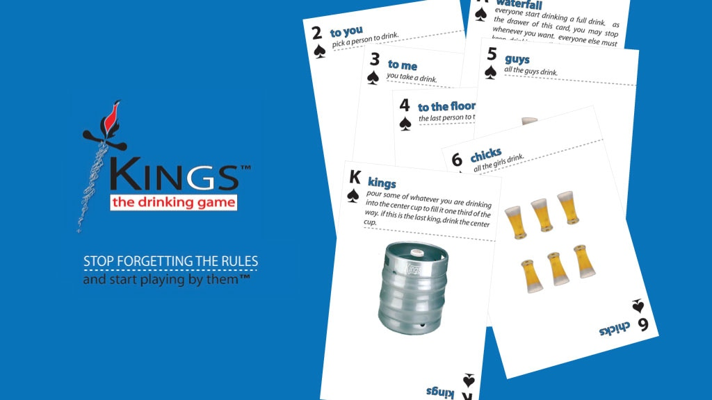 Project image for Kings Playing Cards