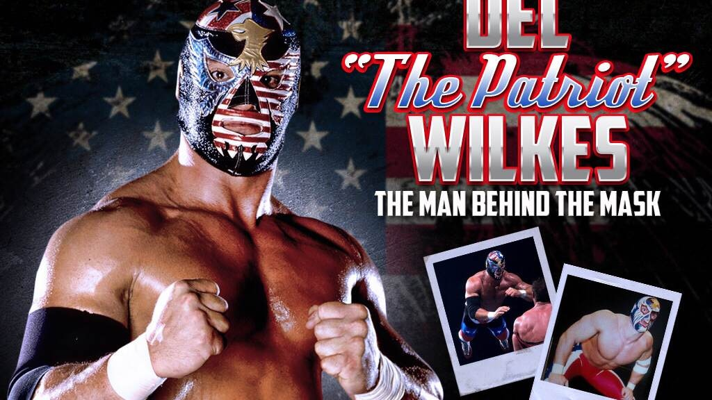 """Del """"The Patriot"""" Wilkes: The Man Behind The Mask project video thumbnail"""