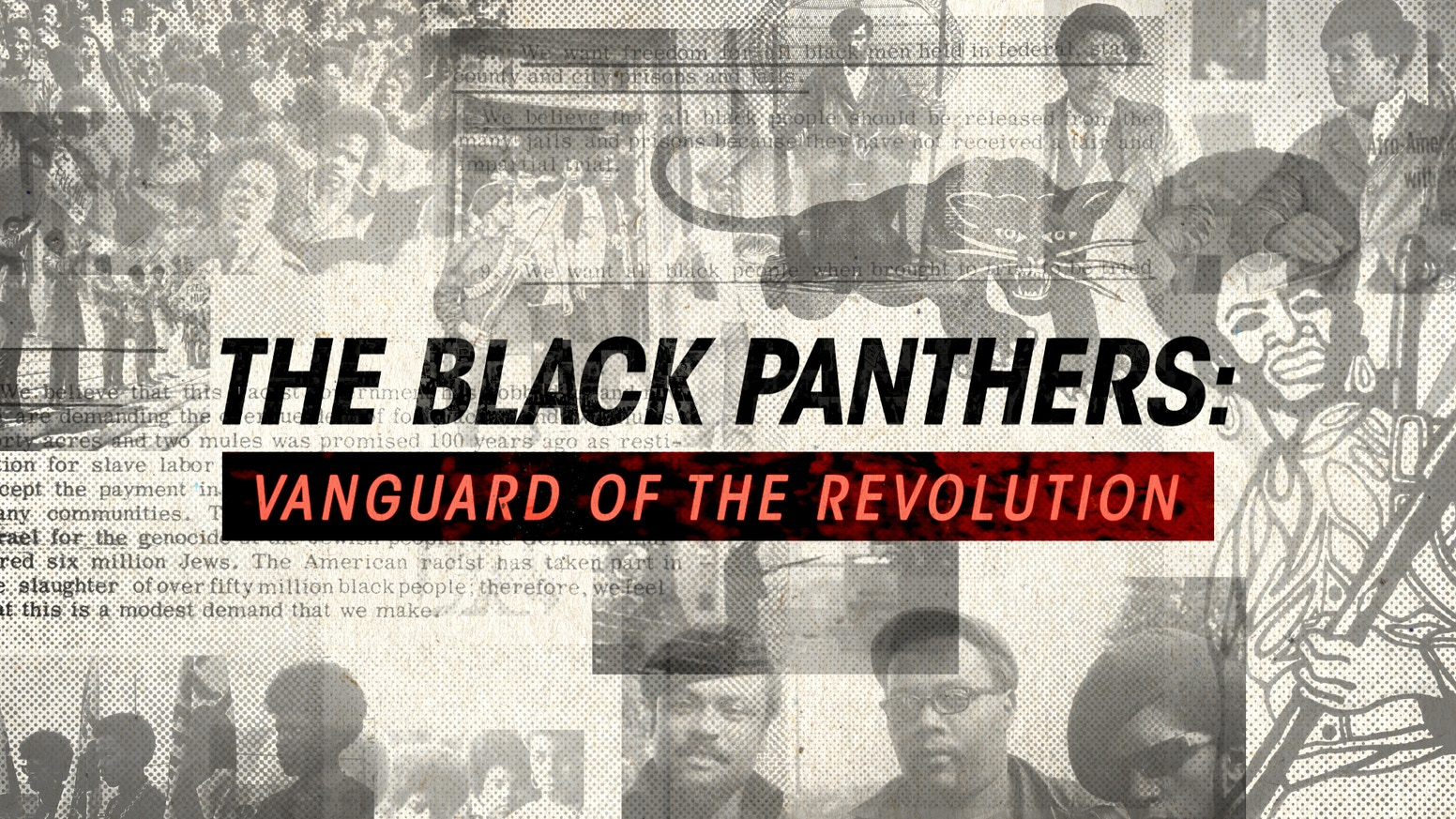 Help Stanley Nelson bring the story of the Black Panther Party to theaters across the country.