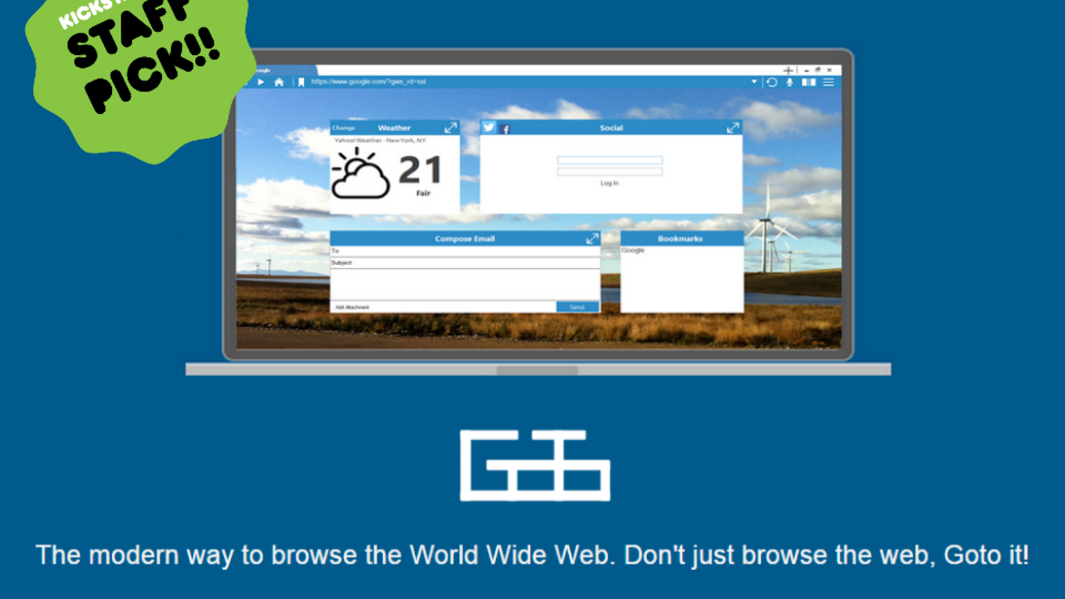 Goto Browser - The modern way to browse the World Wide Web by Gotek ...