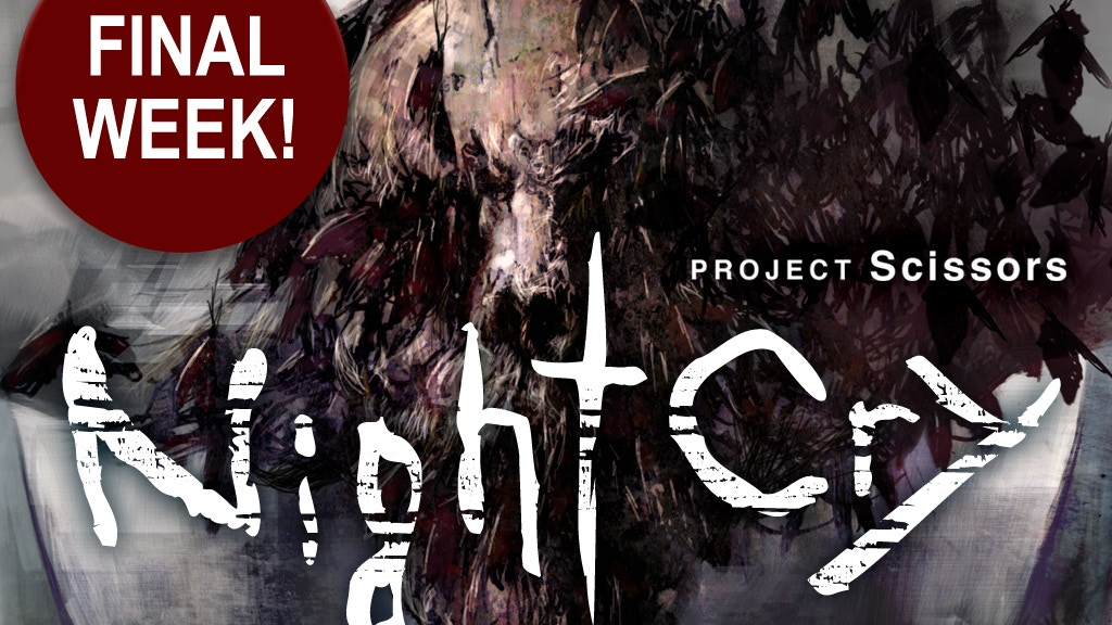 Project Scissors: NightCry project video thumbnail