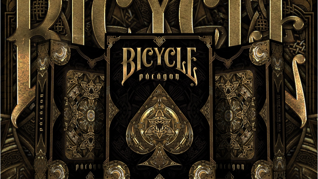 Bicycle® Paragon Playing Cards