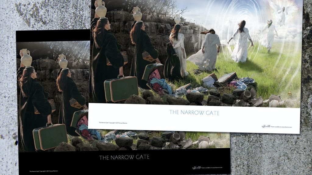 The Narrow Gate Poster project video thumbnail