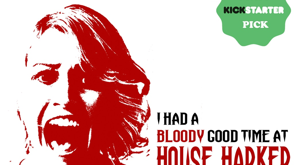 House Harker: A bloody, action-comedy in a horror film shell project video thumbnail