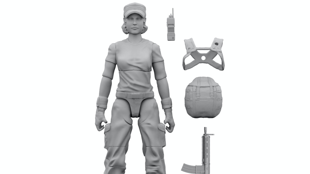 Project image for Legion XIV 1:18 Scale Figure
