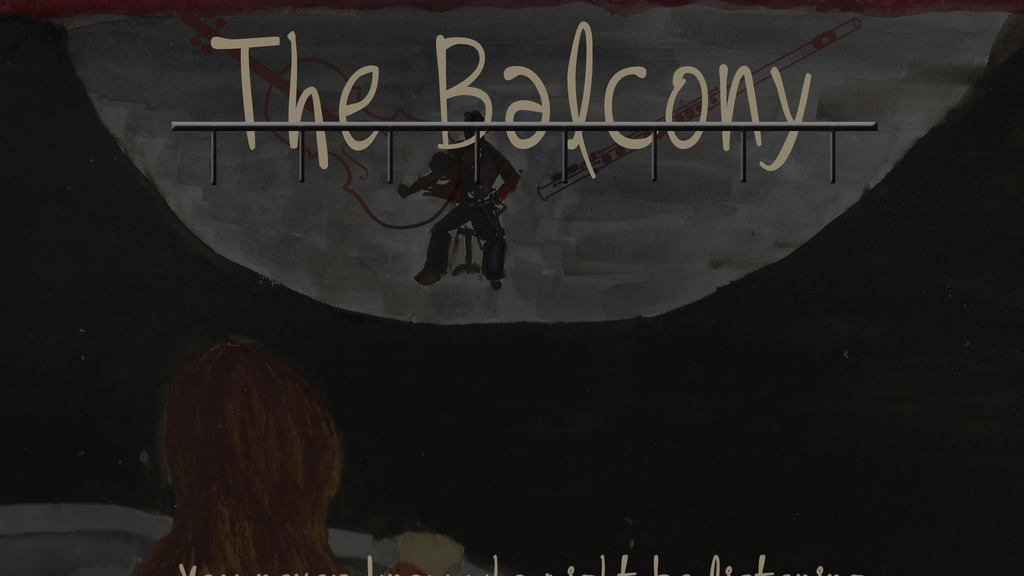 The balcony short film with a suicide prevention message for Balcony short film