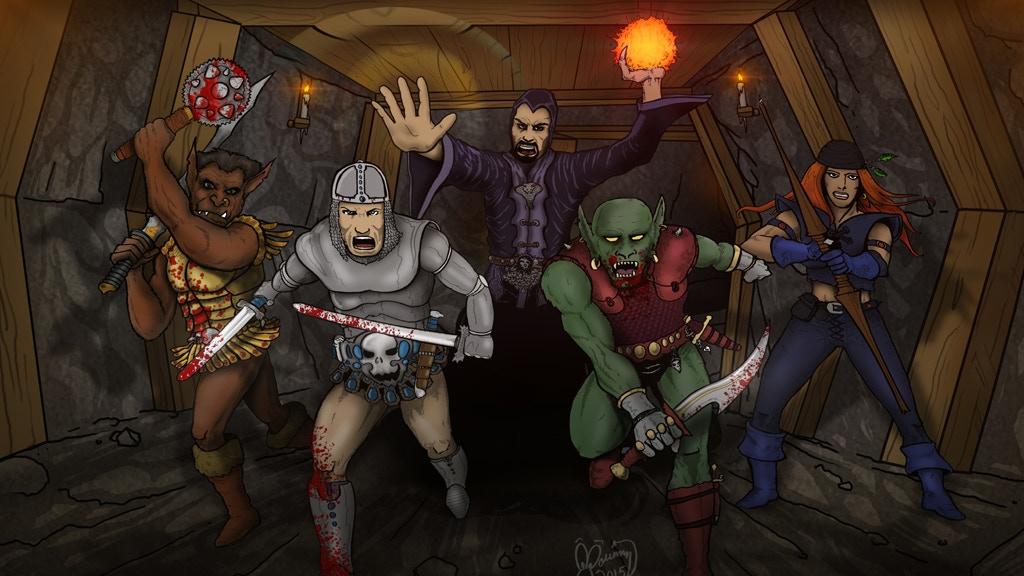 Maximum Mayhem Dungeons #3: Villains of the Undercity project video thumbnail