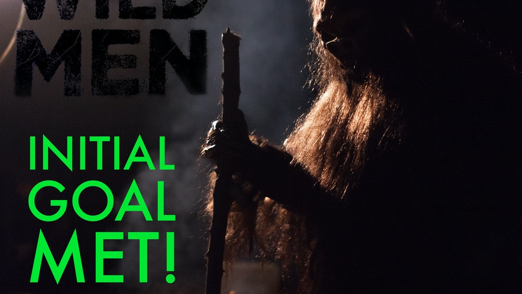 'Wild Men' - A found-footage feature comedy/horror film project video thumbnail